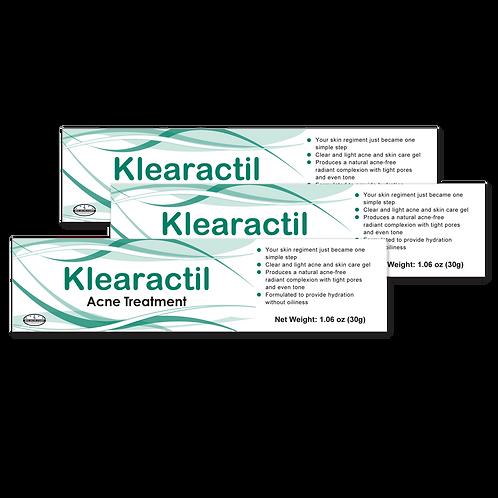 Klearactil 3 Pack