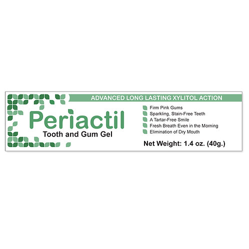 Periactil Cavity Prevention