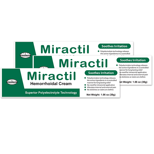 Miractil 3 Pack