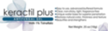 Keractil Plus Main Panel w FDA revisions