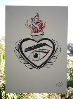 Eye heart you