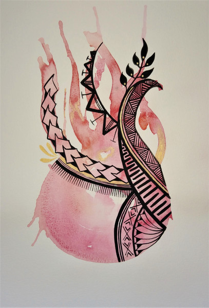 A4 Watercolour 300GSM paper $50  SOLD
