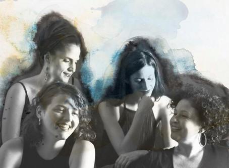 """FOUR WOMEN 4et """"Una Historia De Mujeres En El Jazz"""""""