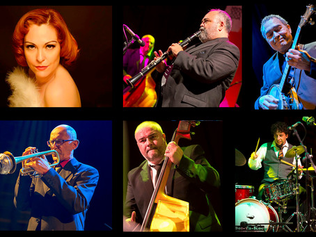 THE SWING GANG con  Alessia Desogus
