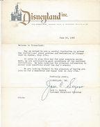 Disneyland OPening Invite Letter cover.j