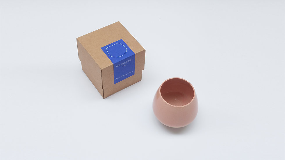 Balance Cup Pink