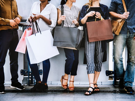 Retail Therapy - Where to shop near the Cottage