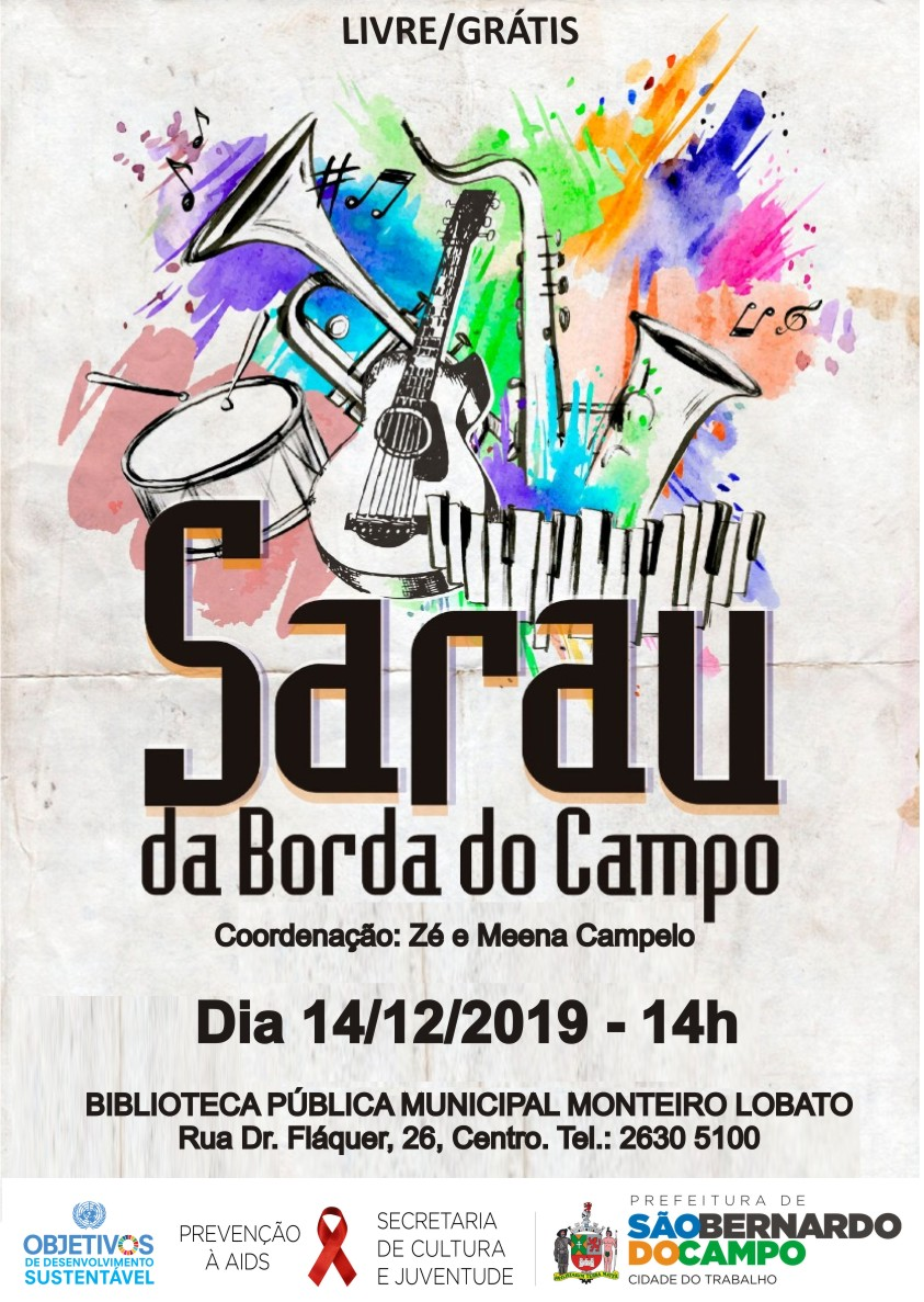 SARAU BORDA DO CAMPO