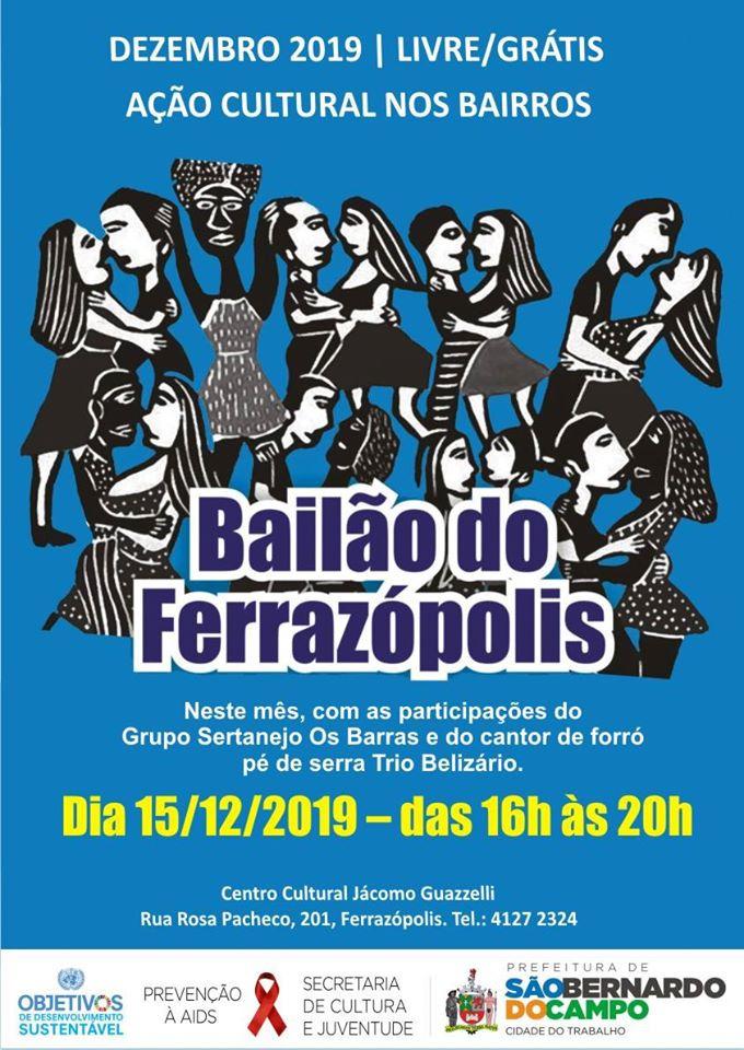 BAILÃO DO FERRAZÓPOLIS