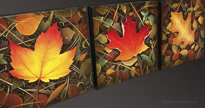 """""""Leaf Trio"""""""