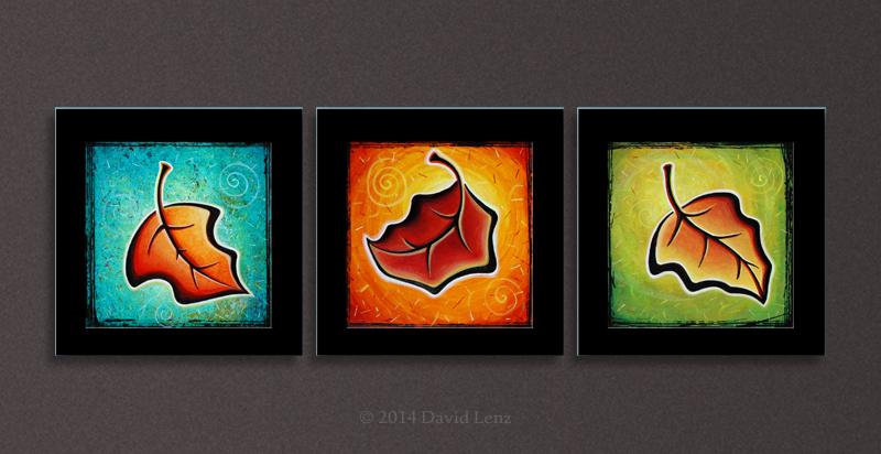 """Cheerful leaves"""