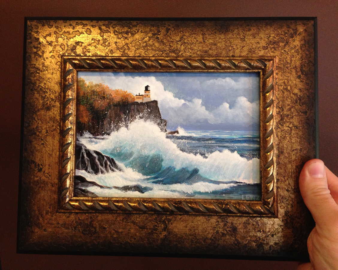 """""""Splitrock Lighthouse"""""""