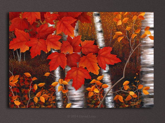 """Autumn's Splendor"""