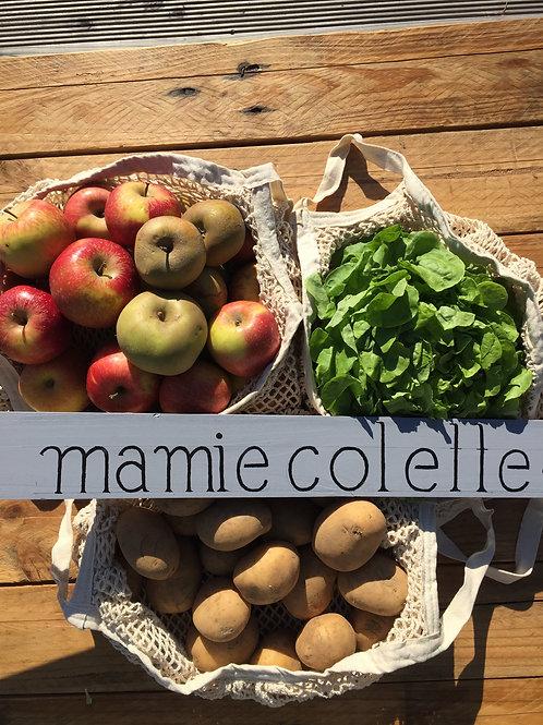 Trio de sacs filets Mamie Renée