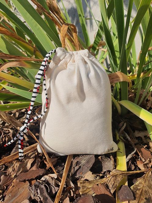 """Petit sac à vrac réutilisable """"nature"""""""