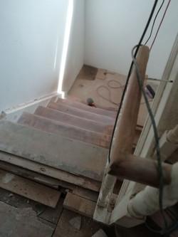 Treppeneinstellung