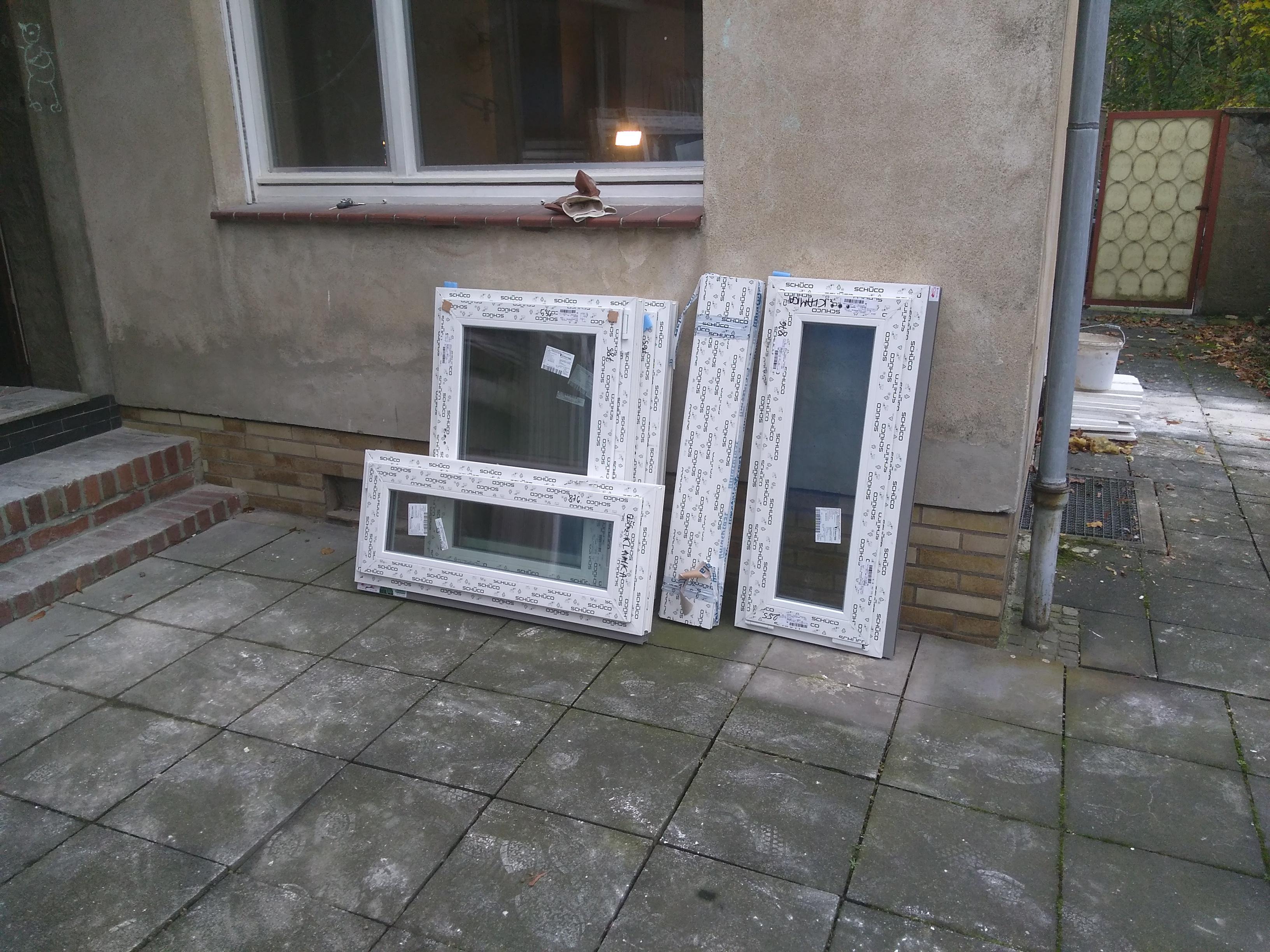 Fenster- und Türenmontage