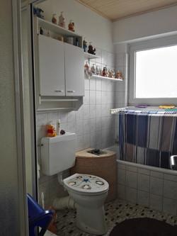 Badzimmer vocher Renovierung