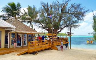 【質問】ムリビーチではシュノーケリング用具などのレンタルサービスはありますか?