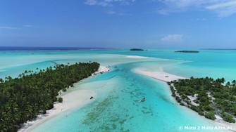 世界一美しい海が舞台 アイツタキ島アウトリガー大会 motu 2 motu <続>