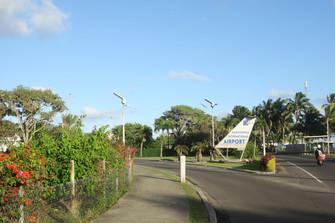 国初の駐車料金自動支払機導入&島の人々の戸惑い