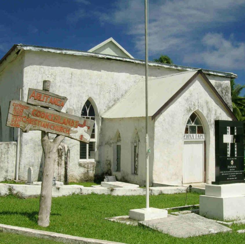 aitutaki-church
