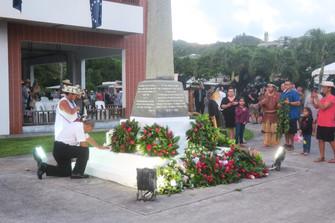 戦争とクック諸島 太平洋の小さな国家から平和を願う
