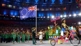 クック諸島版オリンピックはじまります!