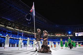 東京オリンピック クックからも選手団参加!