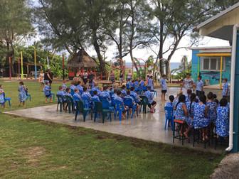 島の小学校新学期スタート 初日のクラスをのぞいてみたら...
