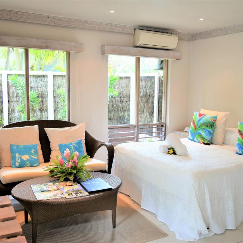 Garden Studio Bed_little polynesian