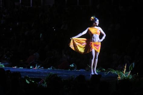ミスクック諸島2019  選考会イベント