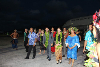 NZアーデーン首相のクック諸島初訪問 The Pacific Reset