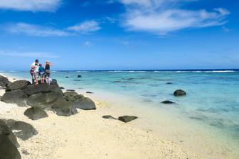 家族旅行に人気! 誰もが楽しめる冒険の島!
