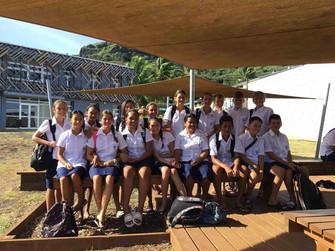 クック諸島の新学年は1月始まり カレッジの様子