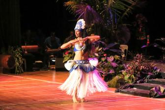 ラロトンガ島のポリネシアンダンスショーの開催週間予定 通称「アイランドナイト」