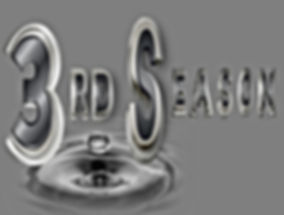 3RD Season alternative music band logo