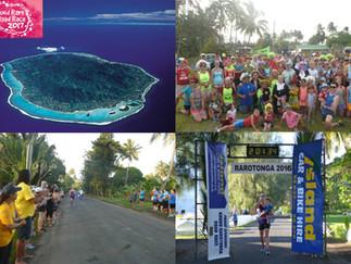 ラロトンガ島一周マラソンのお誘い 2017年9月21日~27日