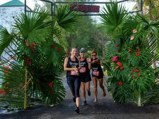 第43回ラロトンガ1周31kmマラソン   在クック人だけで開催