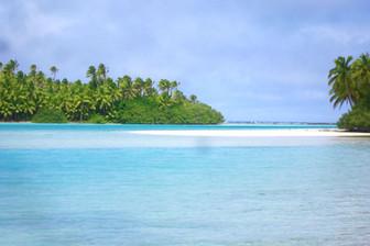 【雑誌掲載】サライ8月号 楽園で子どもに還る夏休み 至福のクック諸島