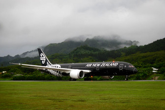 オークランド経由クック諸島渡航の際、NZeTA申請必要です