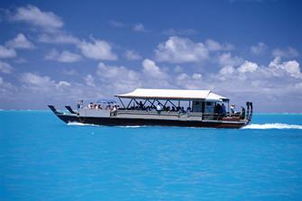 アイツタキ島のお勧めのクルーズ  その1 テヴァカクルーズ Te Vaka Cruise