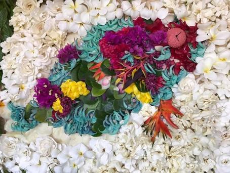 花の香りに包まれる フラワーフェスティバル