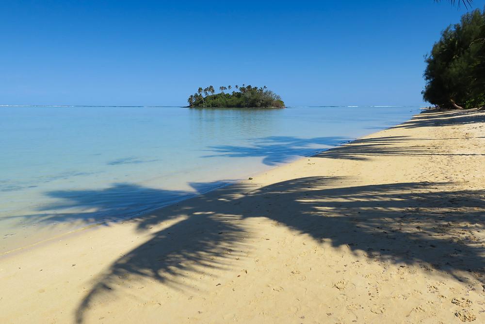 クック諸島 ラロトンガ島 ムリビーチ ビーチリゾート