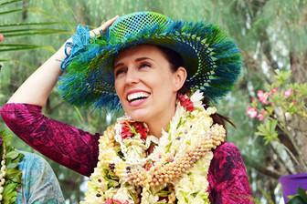 NZアーデーン首相の訪クック報告 まるでプリンセスのよう!