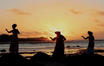クック諸島版ウィーアーザワールド 苦しい時期を皆で乗り越えよう