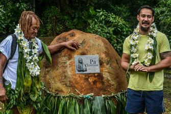クック諸島の伝説パさん 次世代にバトンタッチ