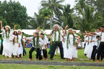 国名変更の論議白熱中 島の酋長たちが物申す