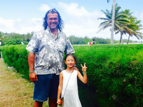 クック諸島マオリの同僚