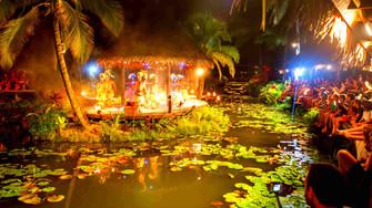 テヴァラヌイ文化村 ポリネシアンショーについて